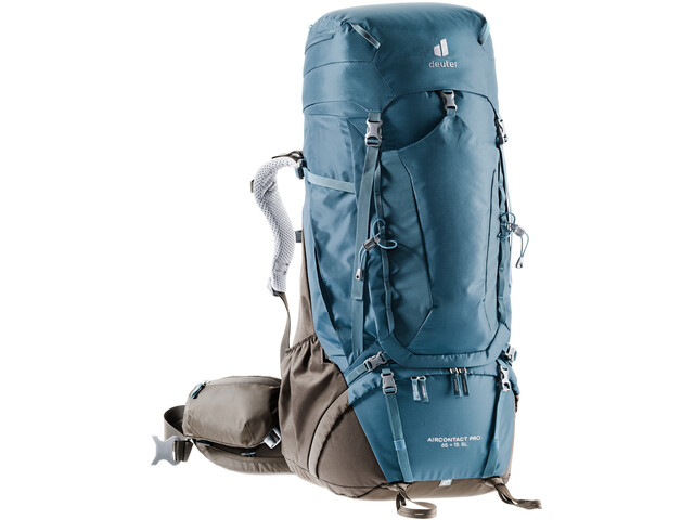 deuter Aircontact PRO 65 + 15 SL Zaino Donna, blu/marrone